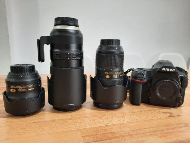 Obiectiv Nikkor 35mm F1.4-NOU