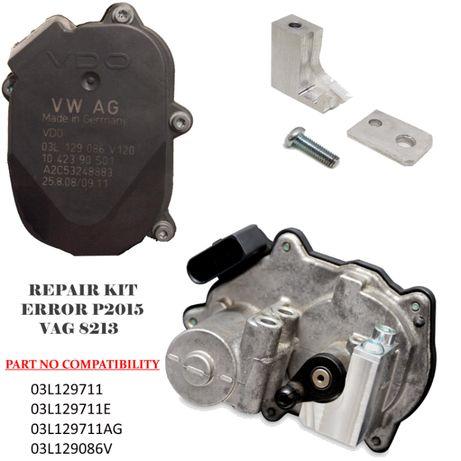 Kit Reparatie Motoras Clapete Admisie P2015 vw audi 2.0 2.7 3.0 tdi