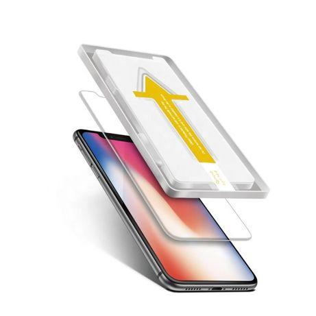 2.5D Стъклен протектор Zifriend за iPhone 7 8 7+ 8+ X XS XR XS Max