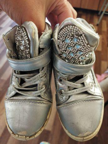 Детская осенняя женская обувь