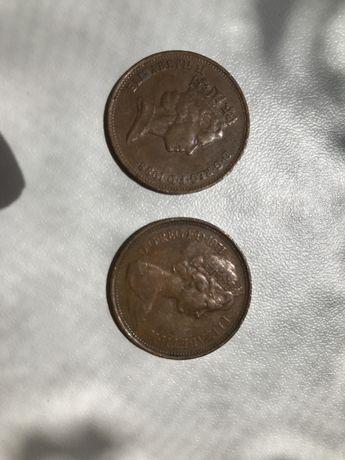 Vand monezi 2 Pence