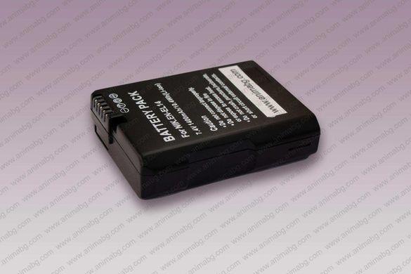 ANIMABG Батерия модел EN-EL14 за Nikon D3300 D3200 D3100 D5100 D5200 D