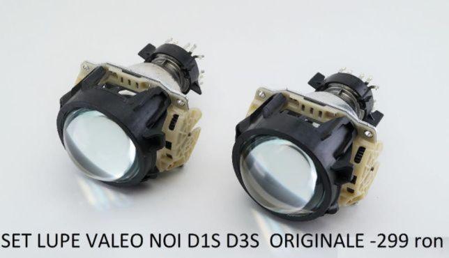 Lupe Bixenon noi pentru D1S D3S Audi Q7, Leon, Passat 2008-2014