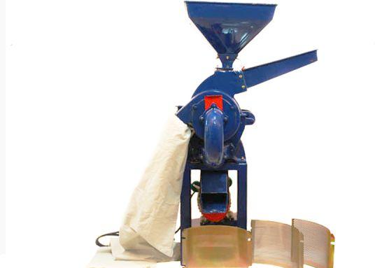 Moara de cereale, siscornita, tocator si uruitor 600 kg/h 3 KW