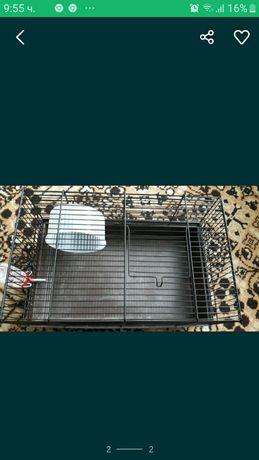 Клетка за хамстери. Намалена на 15лв