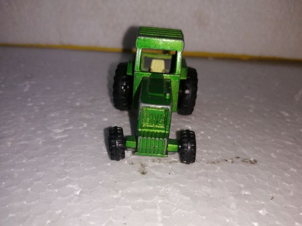 Matchbox Superfast no 46 Ford Tractor - verde