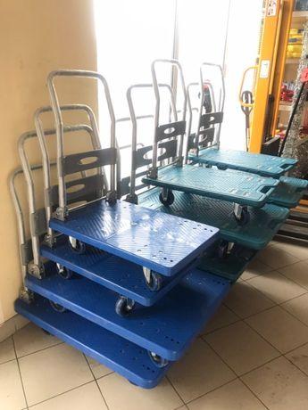 Платформена количка
