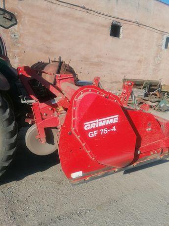 Freza rebilonat cartofi Grimme GF75-4