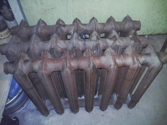 Руски чугунени радиатори/неупотребявани/