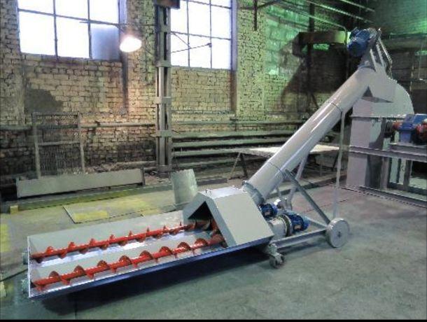 Оборудование для разгрузки цемента, зерна из вагонов хоперов