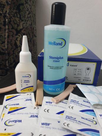 Pungi colostoma/ ileostoma + produse îngrijire