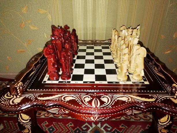 Шахматы+нарды эксклюзивные