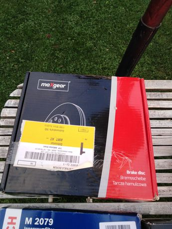 Комплект накладки и дискове
