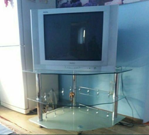 Телевизор подставкасымен бірге телевизор с подставкой Срочно продам