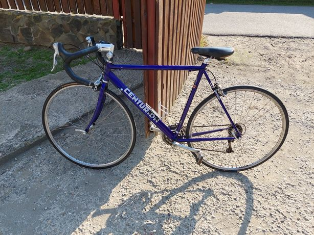 Bicicleta curierat Centurion aerotube 2 CrMe