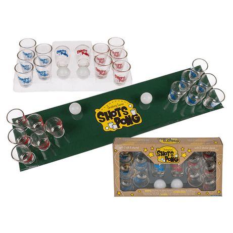 Игра с пиене Шот-понг