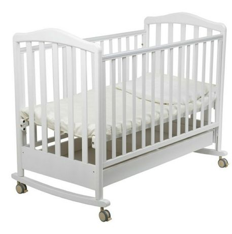 Детская кроватка 120×160 см