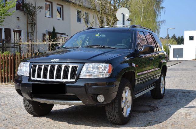 Set 4x genti Jeep Grand Cherokee WJ/WG
