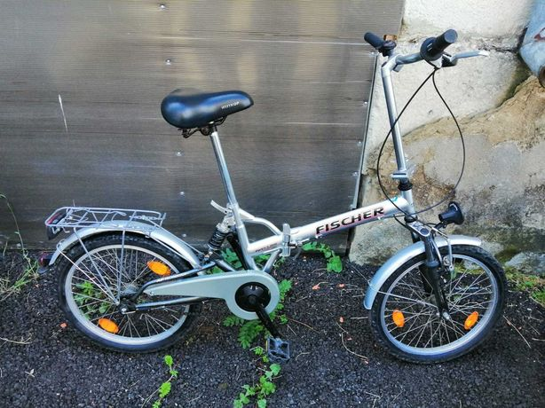 Vand bicicleta FISCHER pliabila 20inch