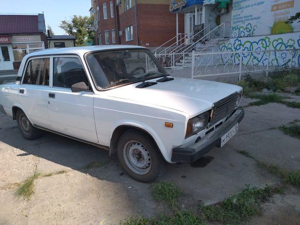 Продам ВАЗ 2107 в отличном состоянии