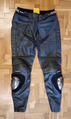 Кожен панталон за пистов мотор Vannuci
