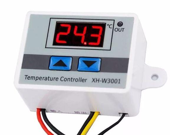 Продам новый терморегулятор XH-W3001 на 220 Вольт. Инкубатор брудер .