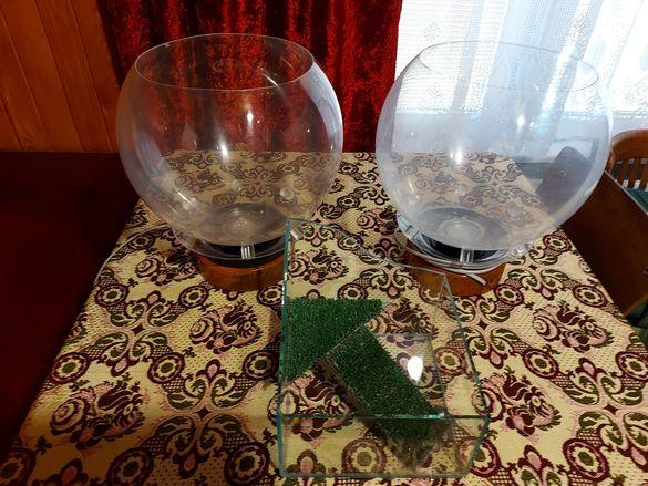 Аквариуми за малки рибки/костенурки