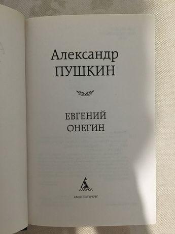 Книга А. Пушкин Евгений Онегин