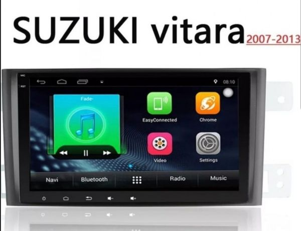 Navigatie dedicata navi Android CARPAD Suzuki Grand Vitara