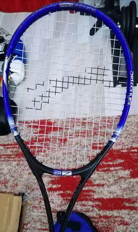 Racheta de tenis de camp SLAZENGER