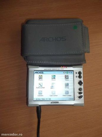 Archos jukebox av320 (20 gb) digital media player