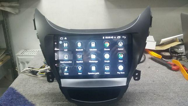 Navigatie Hyundai Elantra 2011-2013 android 10 4/64GB SIM
