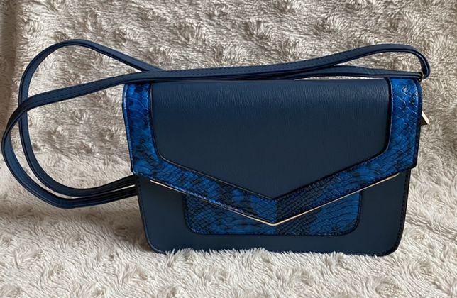 Geanta eleganta- albastru