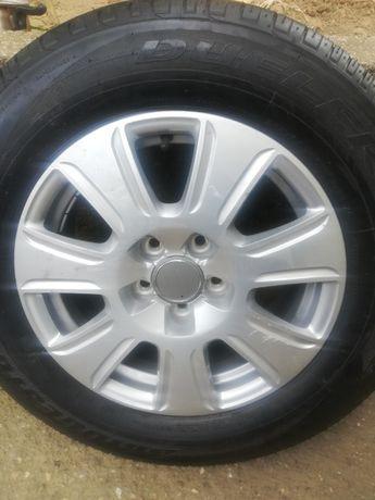 Джанти с чисто нови гуми Ауди Audi Q3 ,6.5Jx16x112