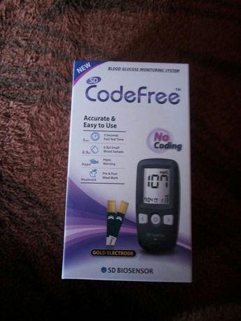 Glucometru Code Free, nou.