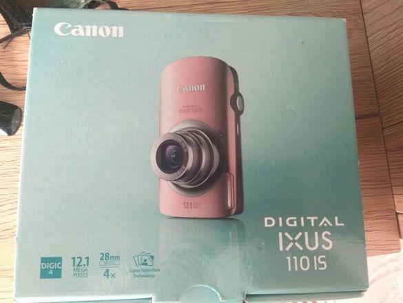 Фотоапарат Canon Digital IXUS 110 IS
