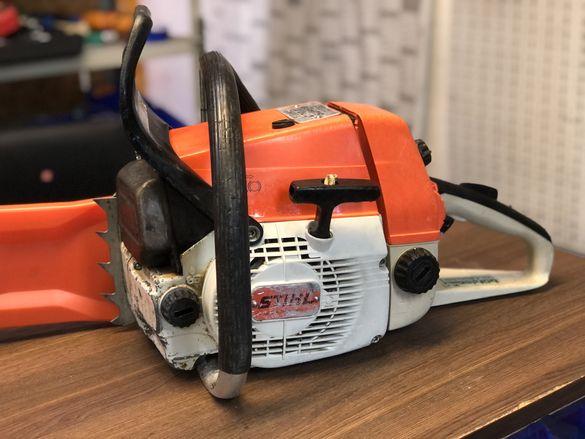 Моторна резачка за дърва STIHL 034 AV SUPER - 61.5 куб.см/3.4kW-4.6к.с