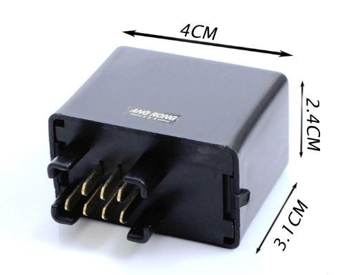 releu electronic LED socket 7 sau 8 pini Suzuki sau altceva