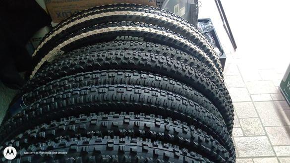 Вело гуми Митас-Чехия 26х1,75.,1,90.,1,95/2/26х2.1/2.25 и др.