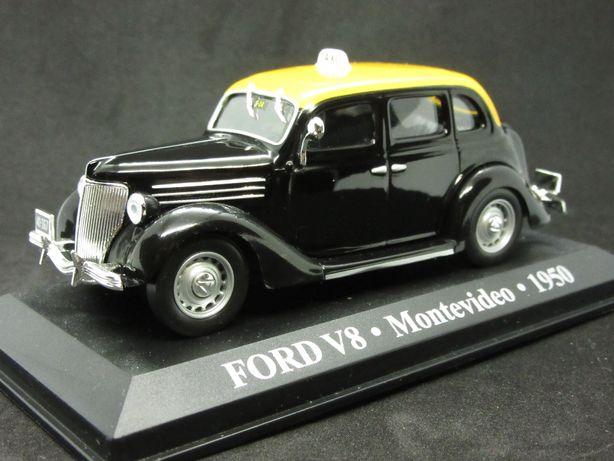 Macheta Ford v8 Montevideo 1950 Altaya 1:43