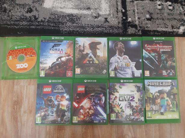 Vand schimb jocuri Xbox one cu jocuri ps4