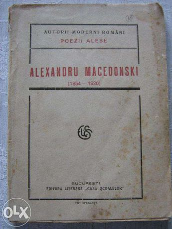 Alexandru Macedonski, Poezii alese