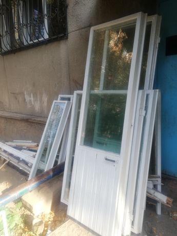 Деревянные окна двери