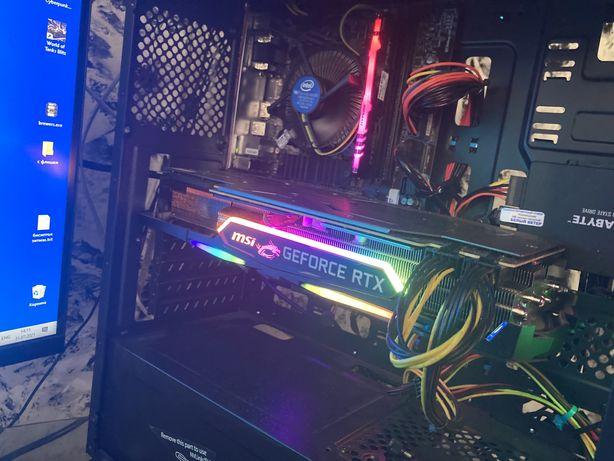 Мощный игровой PC