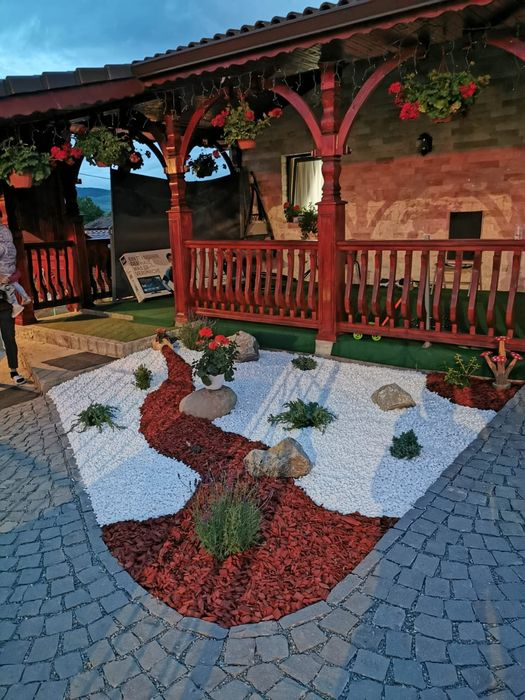 Gazon rulou/insamantare/sisteme de irigat Rain Bird/gard viu Alba Iulia - imagine 1