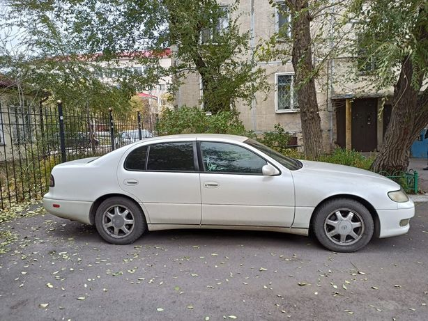 Toyota Aristo 1996  год выпуска