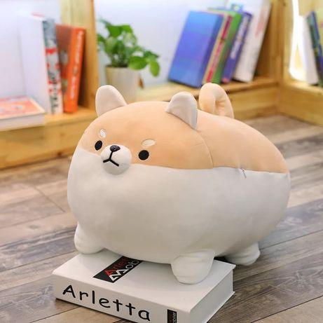 Мягкие игрушки - Собачка подушка