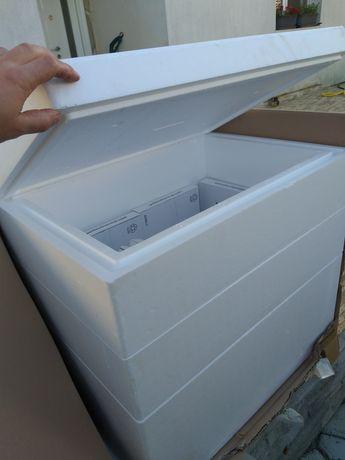 Lada frigorifica polistiren