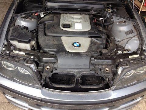 Двигател M47D20N от bmw e46 320d бмв е46 320д 150к.с. Народни цени