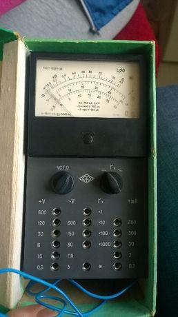 Мултицед-амперволтметър